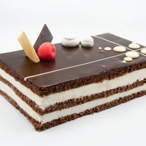 Tarta de Trufa Blanca
