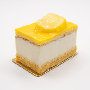 Pastel Limón