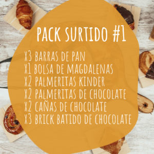Pack Surtido #1